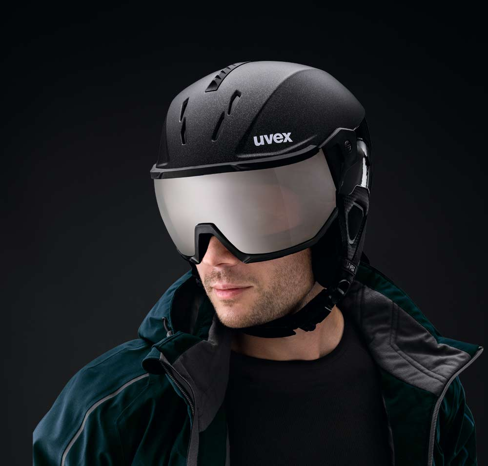 uvex instinct visor